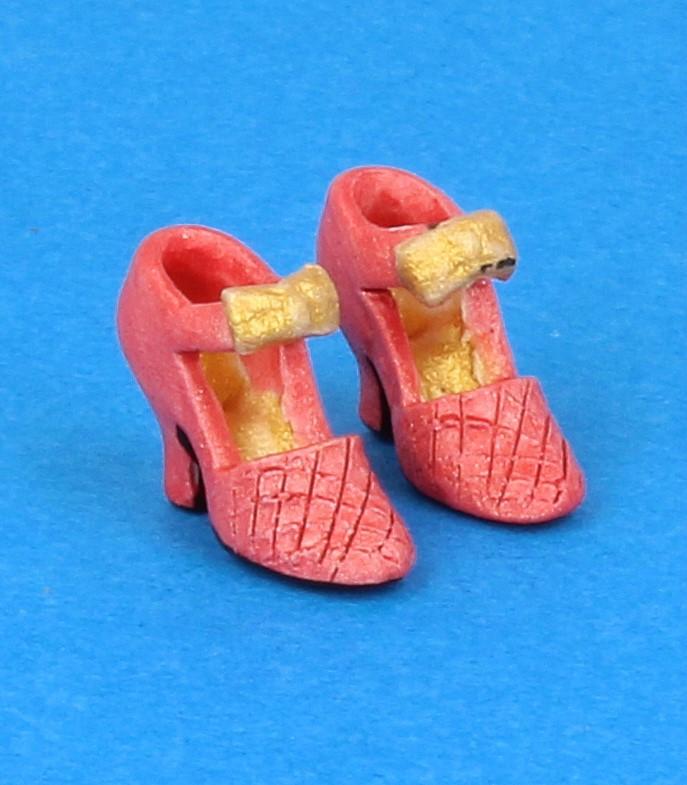 Tc0483 - Zapatos de tacón