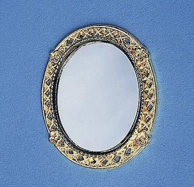 Tc0527 - Espejo ovalado