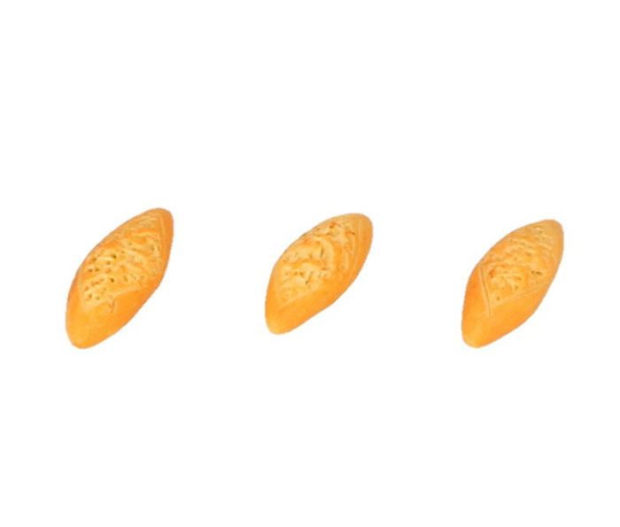 Tc1470 - 3 piezas de pan