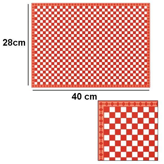 Tw2060 - Cuadros rojos