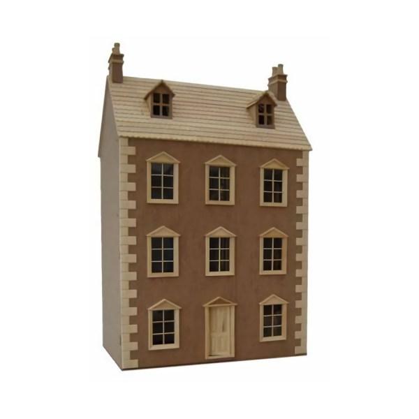 Dh021 - Casa Dartmounth sin pintar