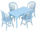 Cj0018 - Tavolo con 4 sedie