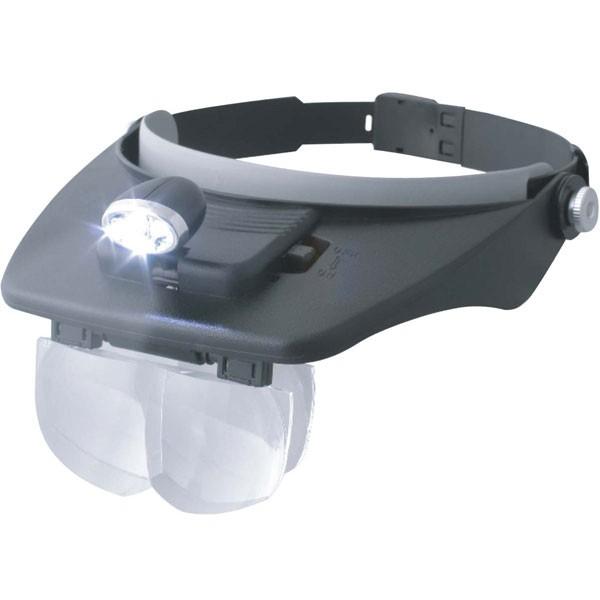 Dr19302 - Lupa de cabeza con LED