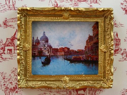 Tc0309 - Cuadro Venecia