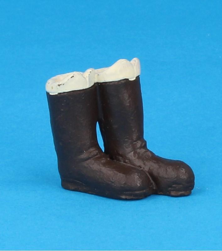 Tc0678 - Dark brown boots