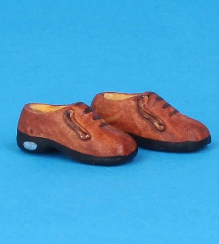 Tc0733 - Zapatos marrones