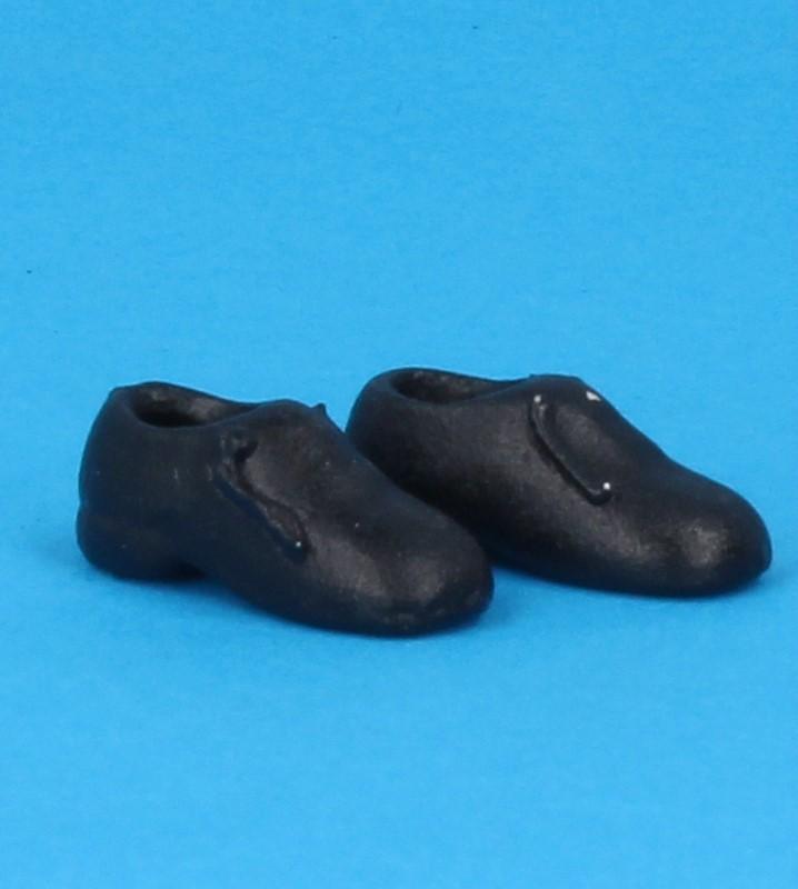 Tc0738 - Chaussures noires