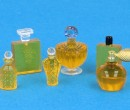 Tc1661 - Perfume set golden