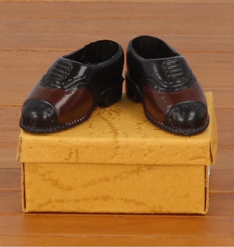 Tc1878 - Zapatos marrones de hombre