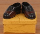 Tc1878 - Brown shoes for man