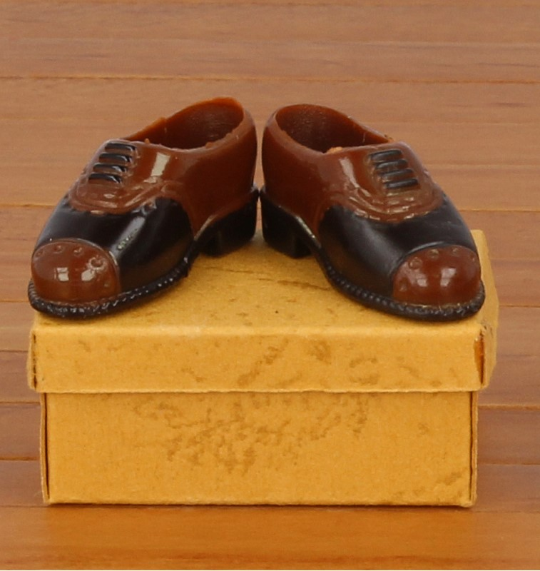 Tc1880 - Zapatos marrones de hombre