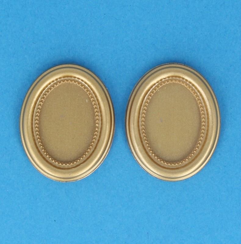 Tc2376 - Dos marcos ovalados