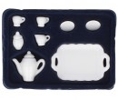 Tc5024 - White Dinnerware 8 pieces