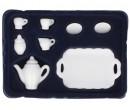 Tc5024 - Vajilla blanca 8 piezas