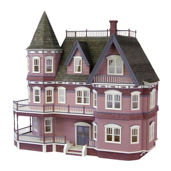 Casa de muñecas Queen Anne