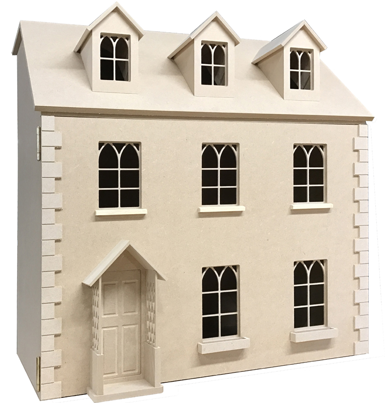 Bm036 - Stamford House in kit