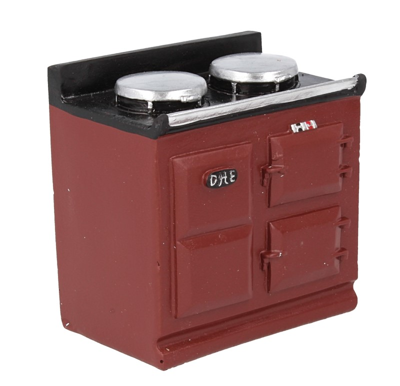 Mb0633 - Red stove