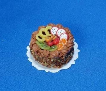 Sm0008 - Tarta con frutas