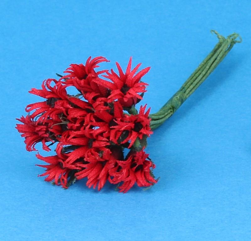 Tc0929 - Flores rojas