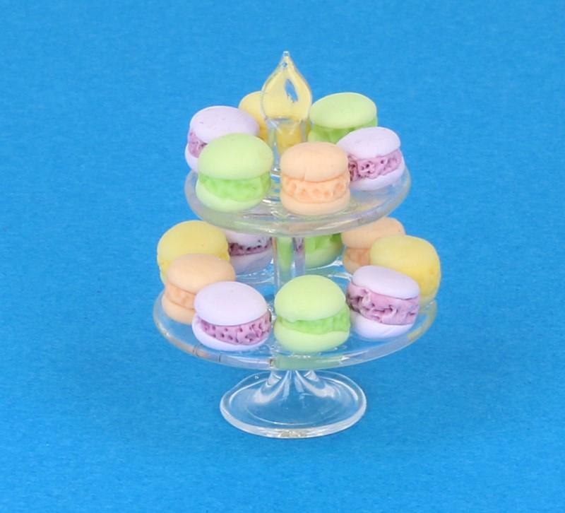Tc1449 - Bandeja con dulces