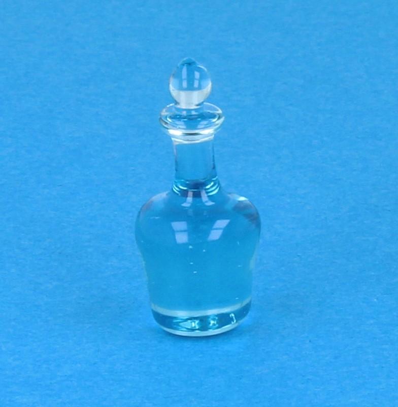 Tc2386 - Botella de licor celeste