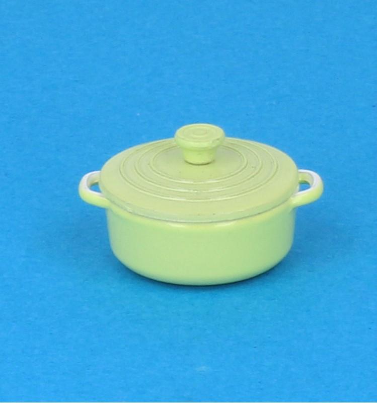 Tc2403 - Pentola verde