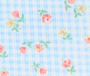 Tl1308 - Fabric with flowers
