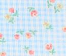 Tl1308 - Tissu avec des fleurs