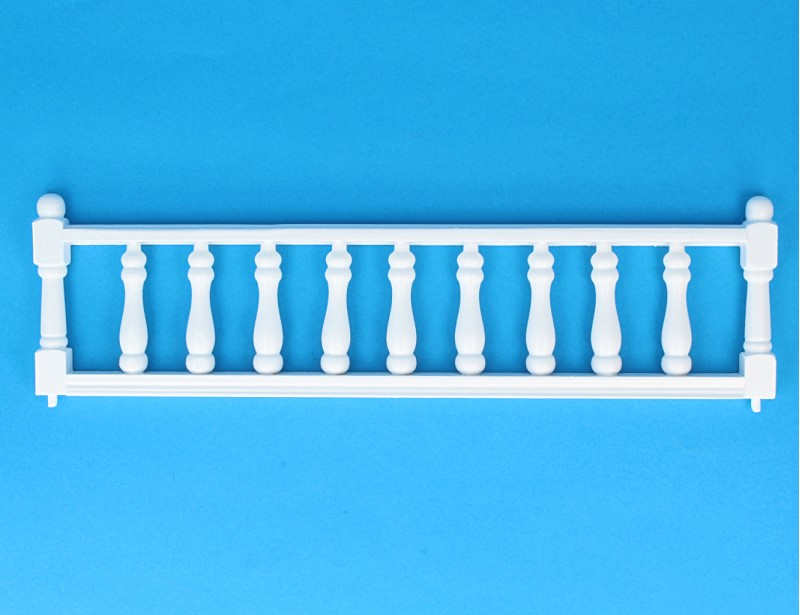 Cp0025 - Balaustrada blanca