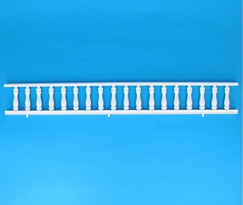 Cp0026 - Balaustrada blanca