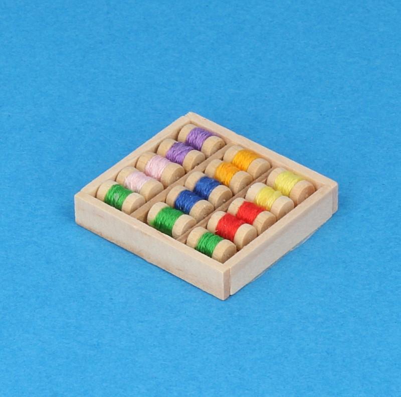 Tc0105 - Caja de hilos
