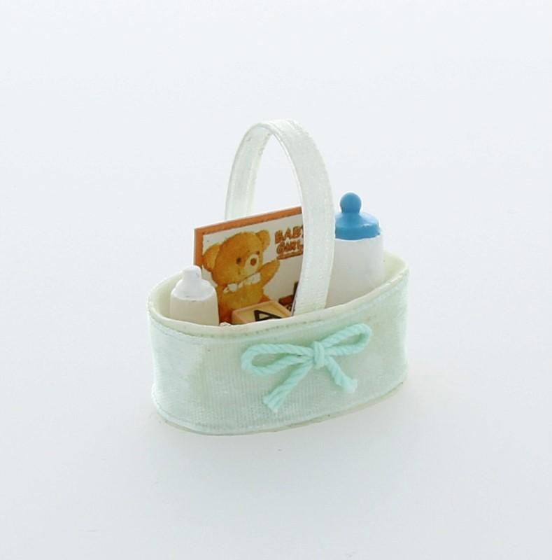 Tc0004 - Newborn baby basket