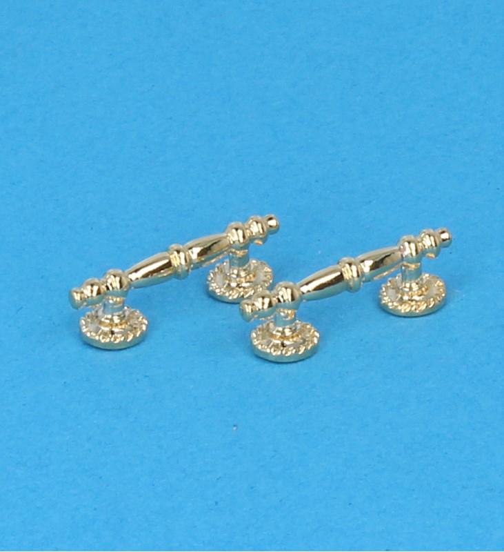 Tc0821 - Tiradores dorados