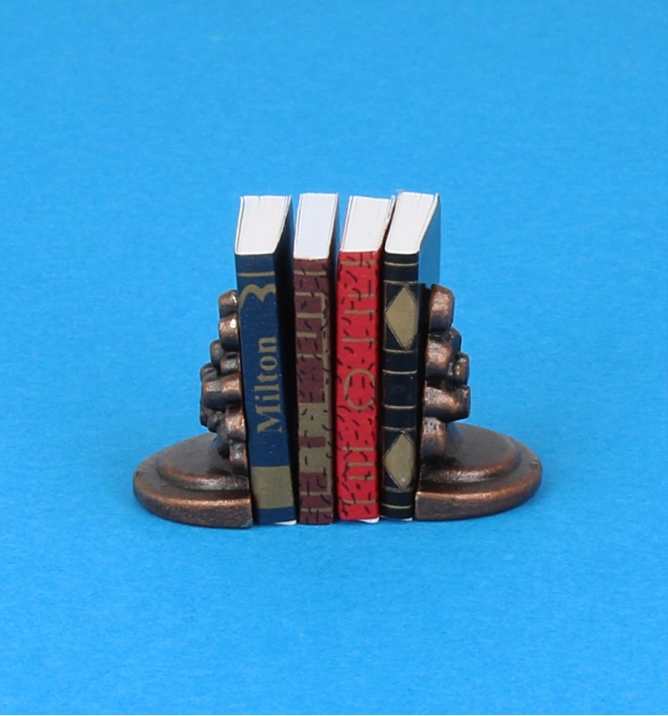 Tc2433 - Books with bookends