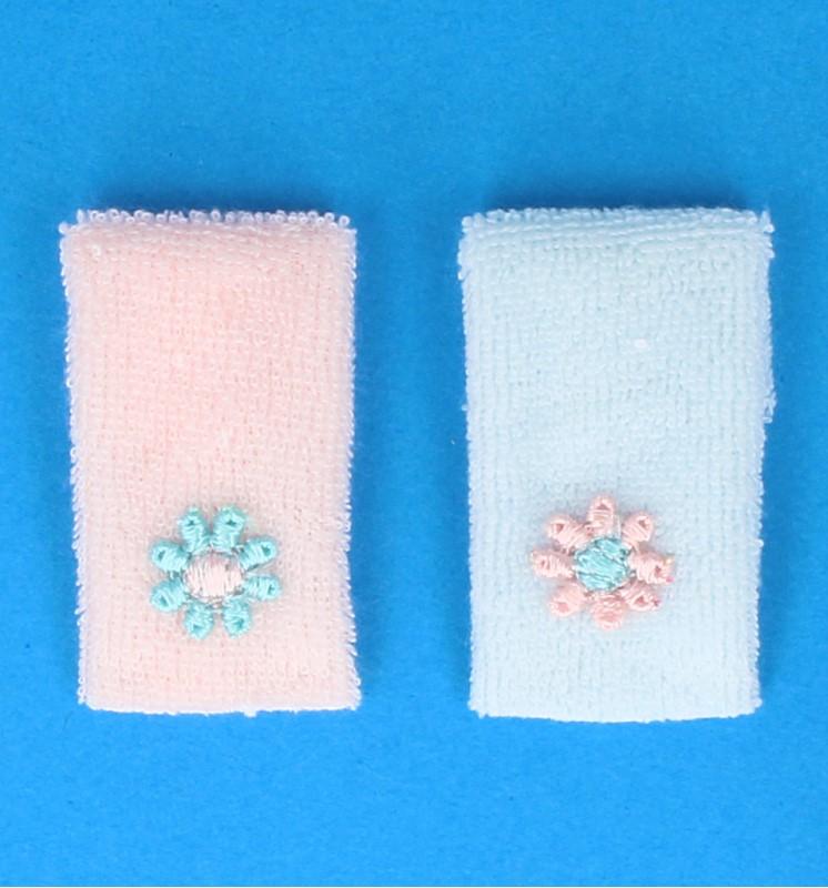 Tc1809 - Zwei Handtücher