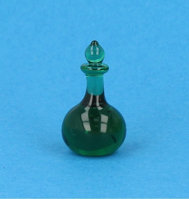 Tc2450 - Botella de licor verde