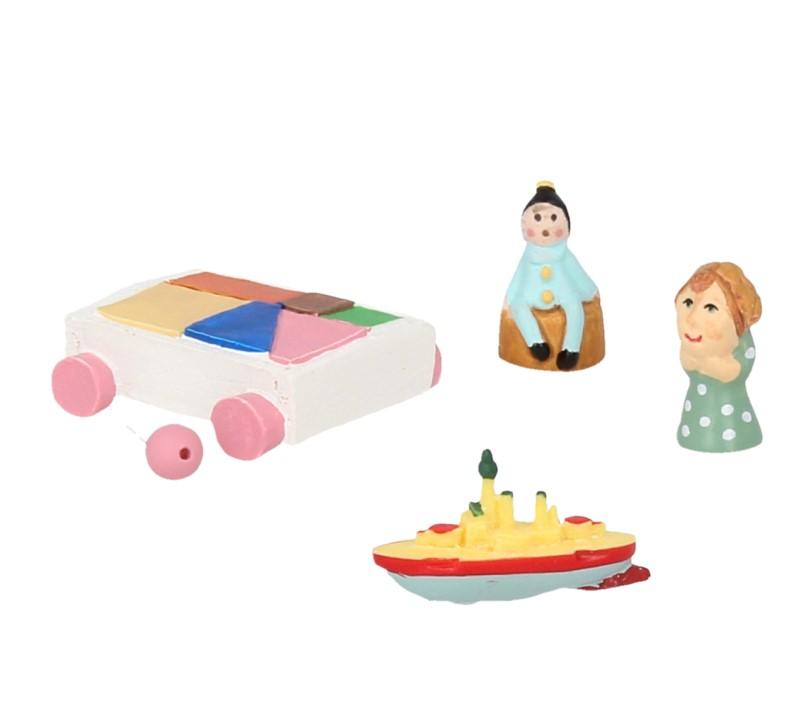 Tc0001 - Varios juguetes