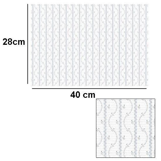 Br1025 - Papier décoré