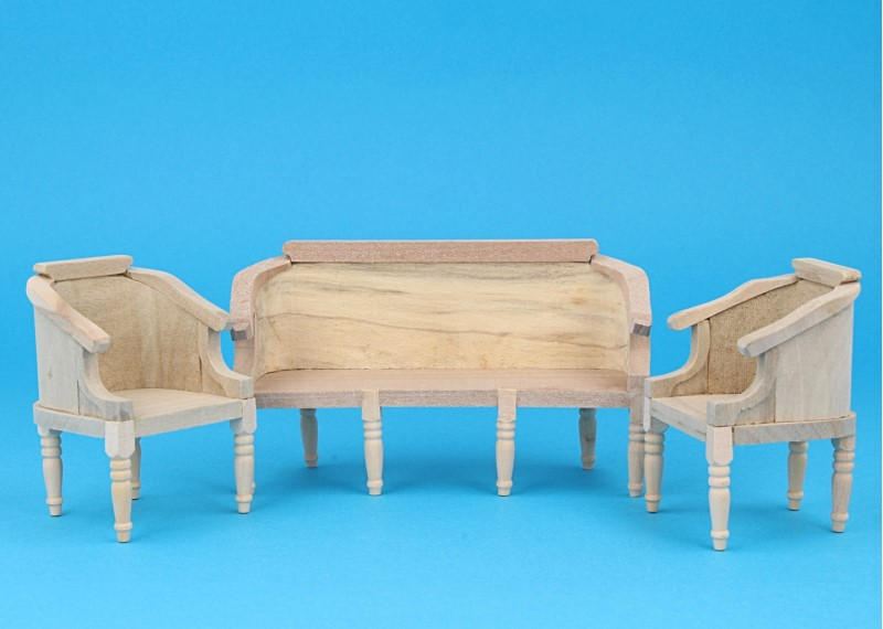 Cj0028 - Couch Set