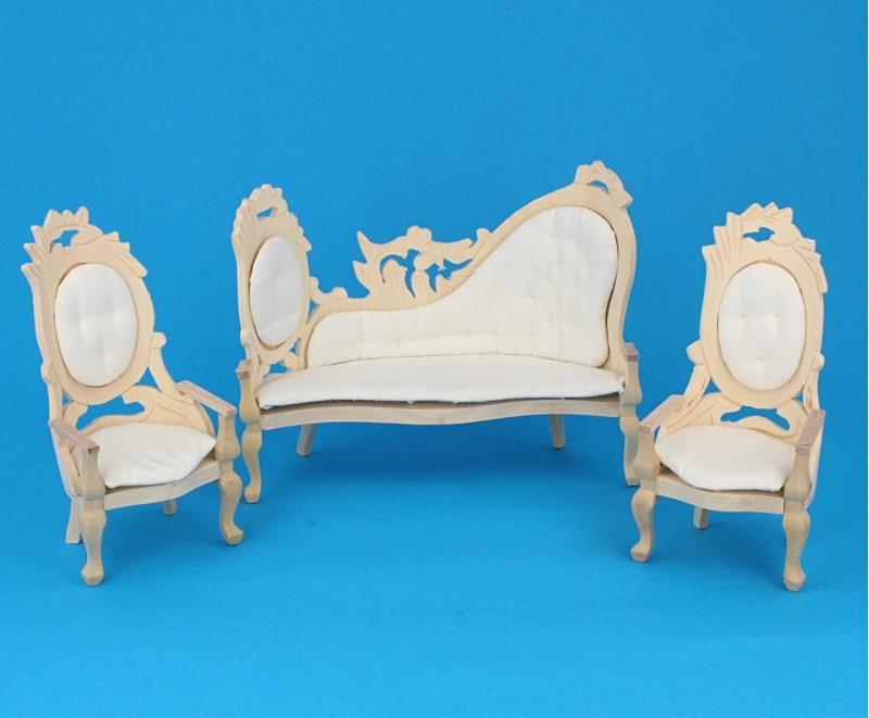 Cj0033 - Conjunto sofá