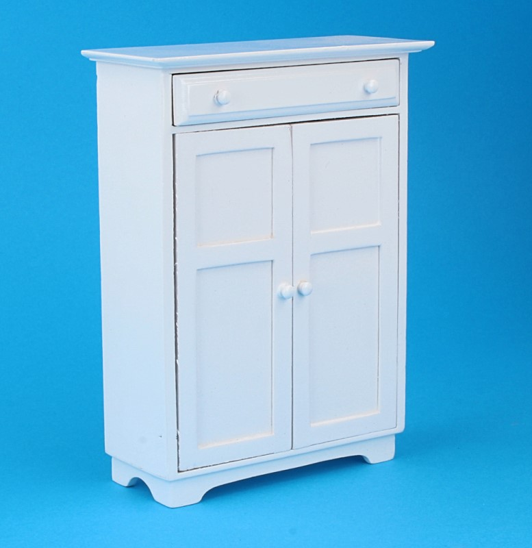 Mb0034 - White cupboard
