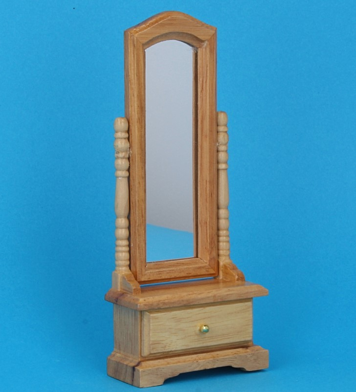 Mb0038 - Mirror with drawer