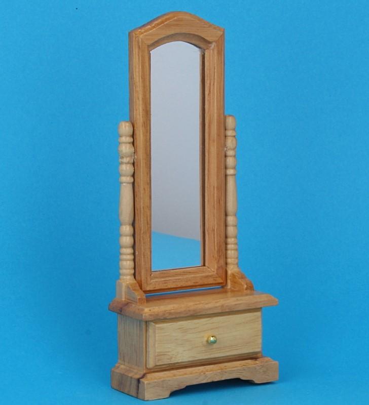 Mb0038 - Spiegel mit Schublade