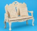 Mb0055 - Unpainted sofa