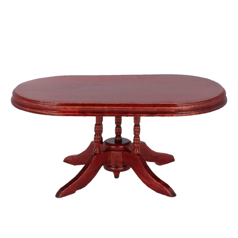 Mb0228 - Oval Table