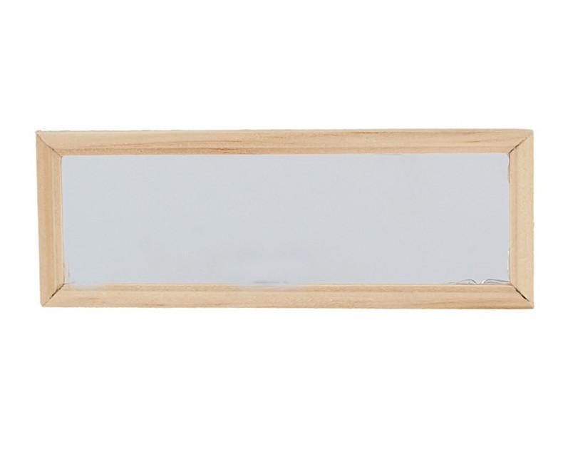 Mb0698 - Unbemalter Spiegel