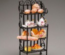Re14710 - Kitchen rack with bread