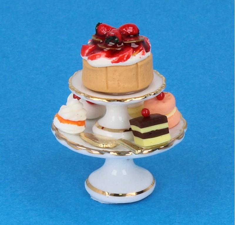 Re16636 - Pastel y dulces