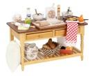 Re17274 - Tisch für Kuchenzubereitung