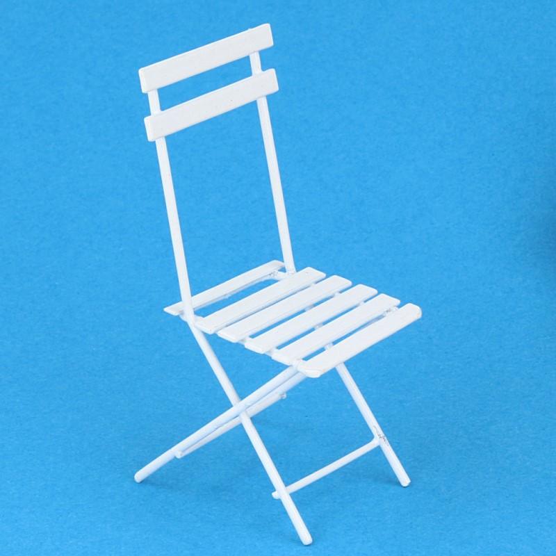 Re18100 - Chaise métallique